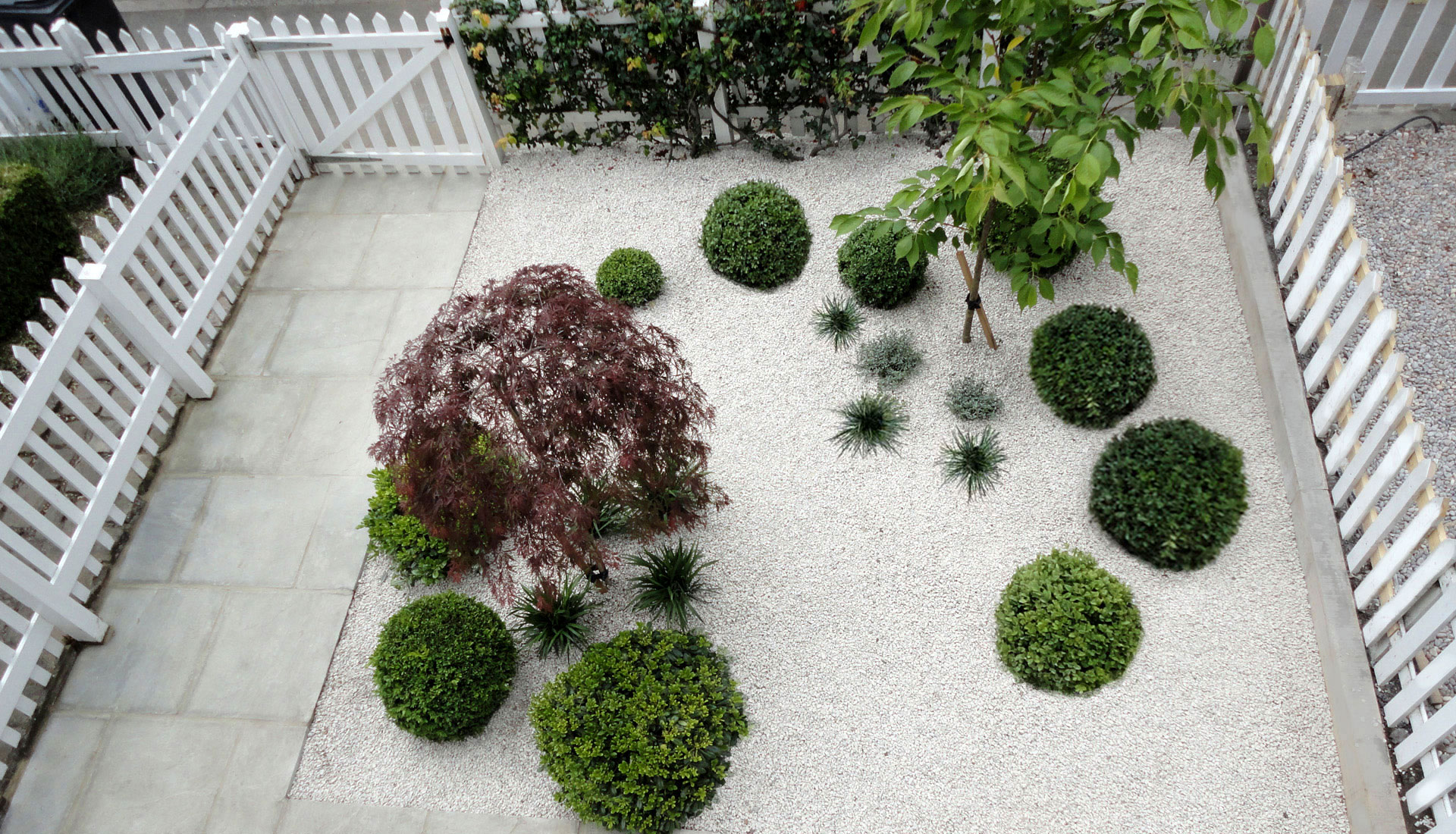 front garden design concepts by dulwich landscape designer