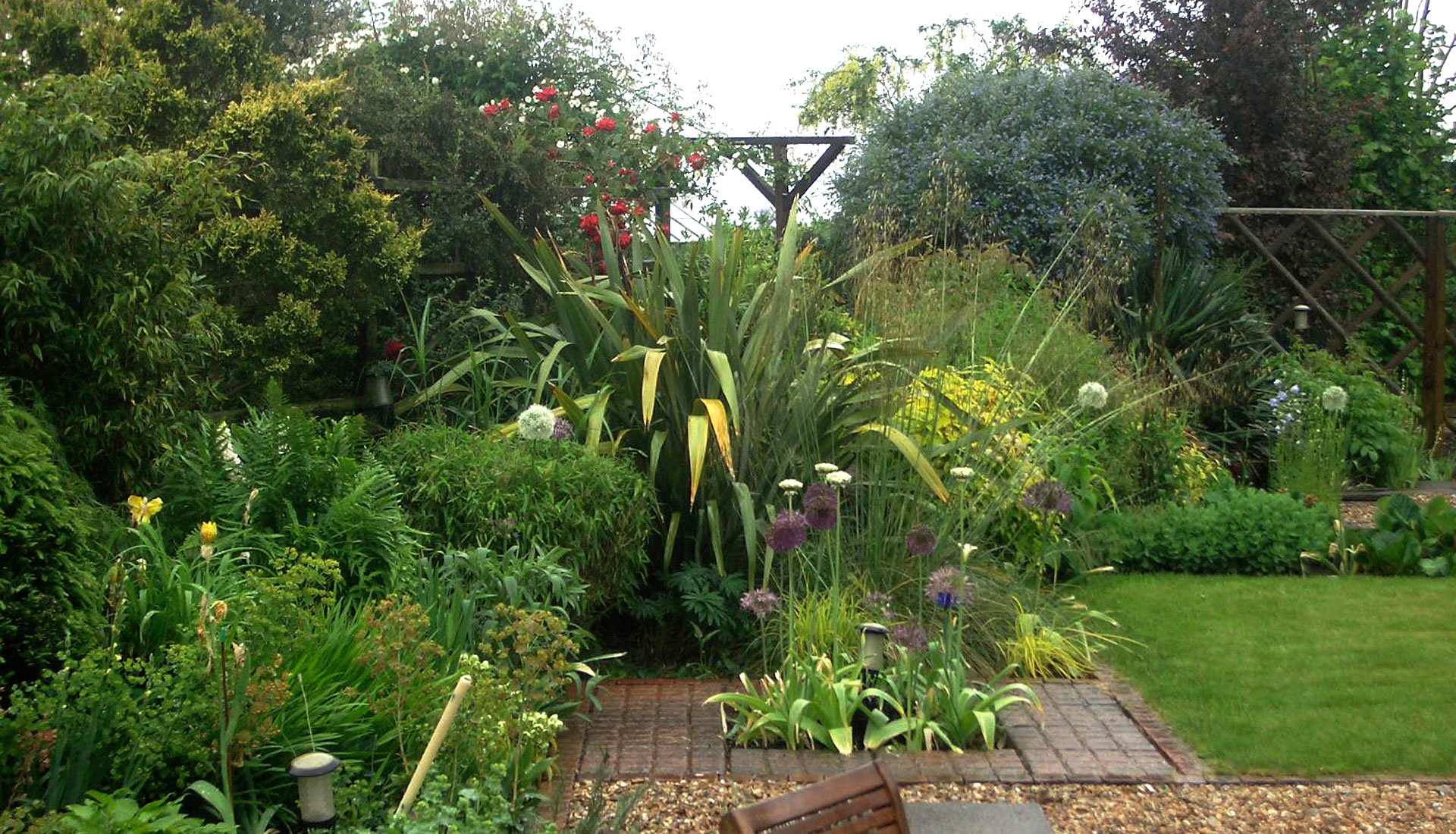 country gardens. Country Gardens