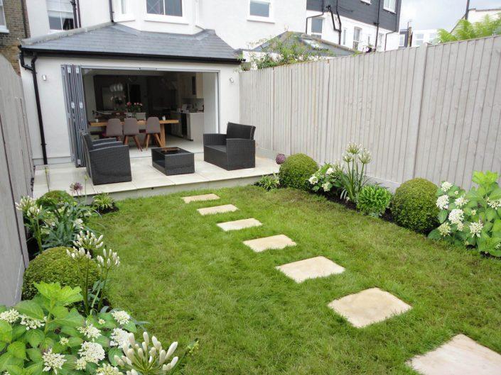 Flexible outdoor living