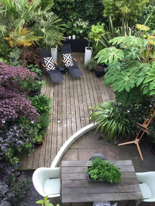 Flexible outdoor living – Garden Design by Antonia Schofield