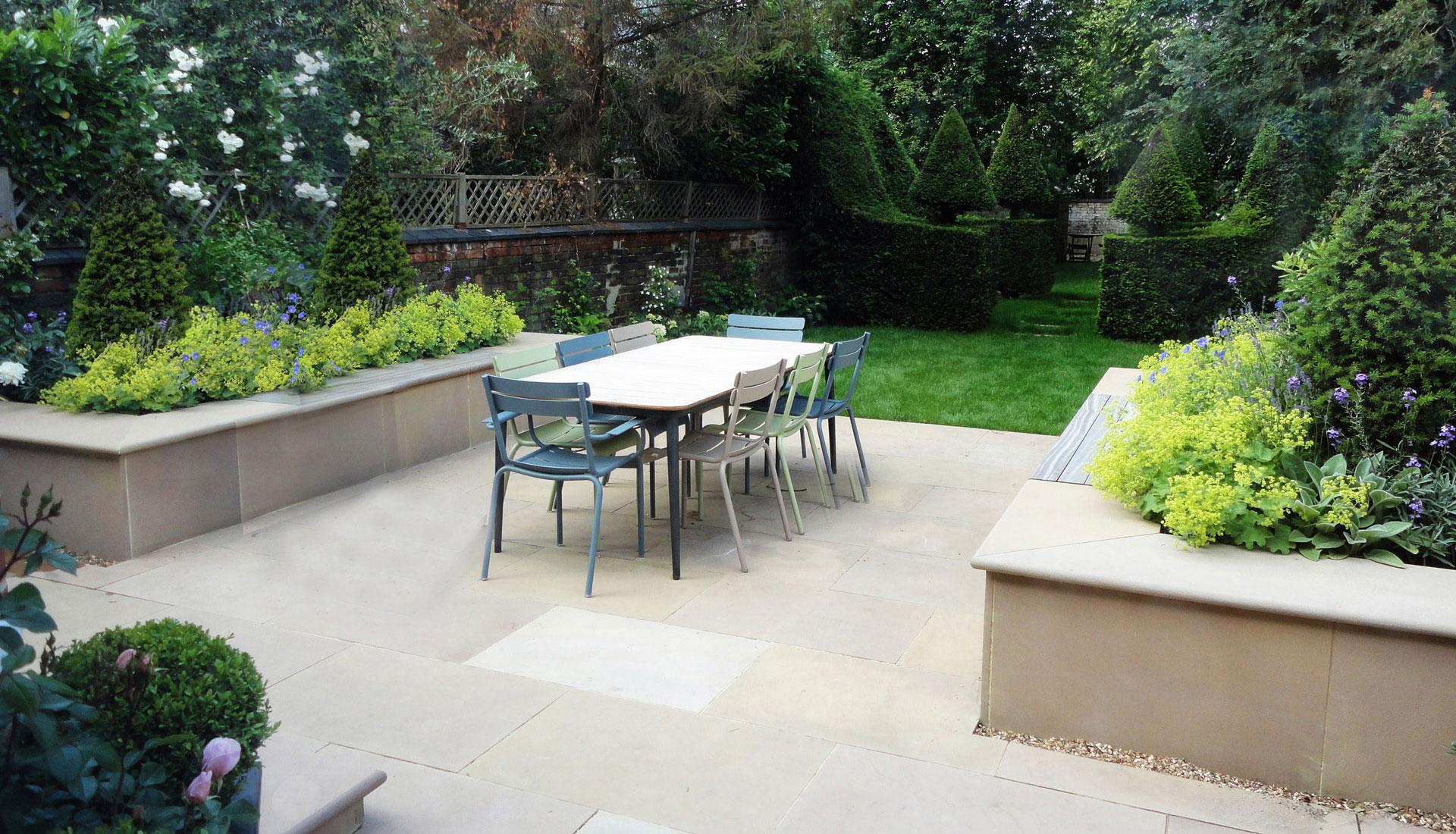 Topiary Garden Garden Design By Antonia Schofield