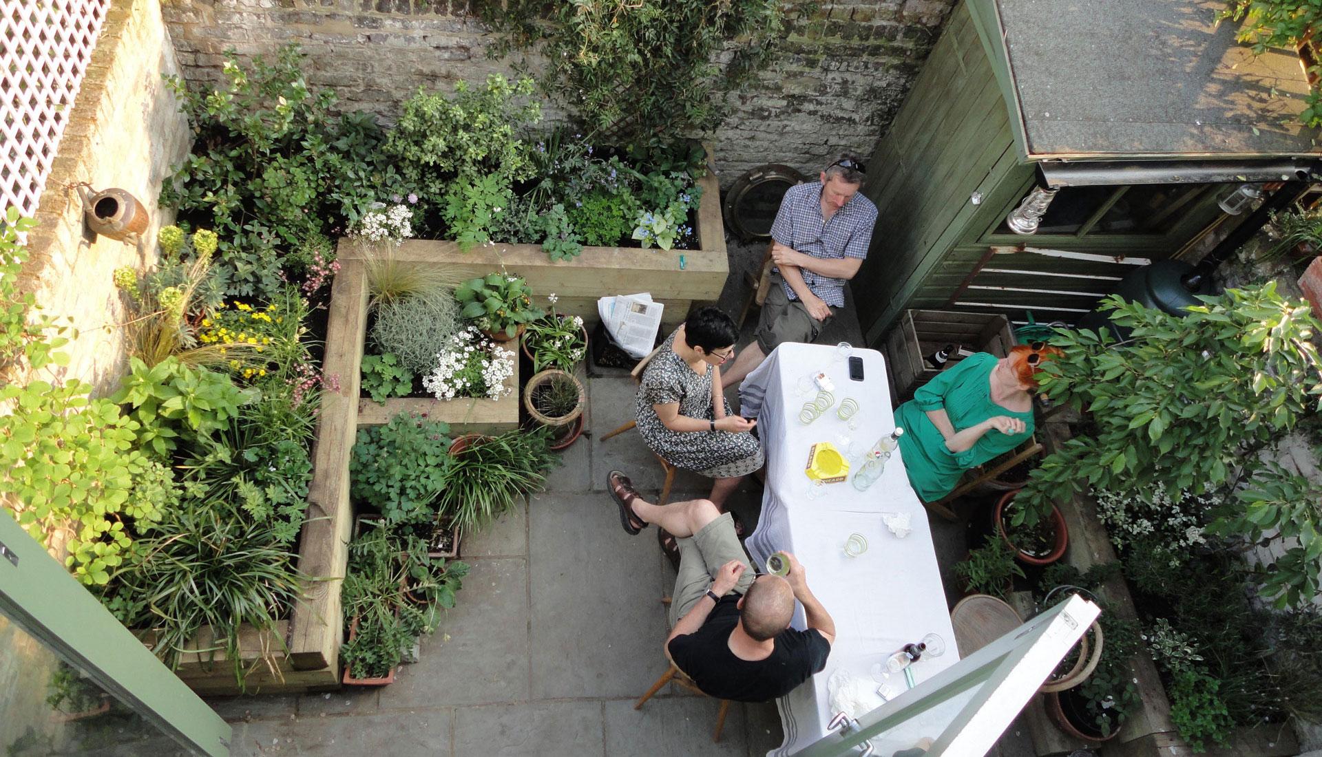 Antonia Schofield Garden Design